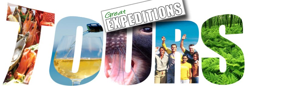 Tasmanian Tours - Great Expeditions