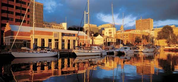 Hobart-Waterfront-Tasmania