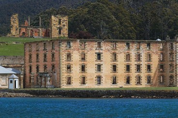 PORT ARTHUR - PENITENTIARY