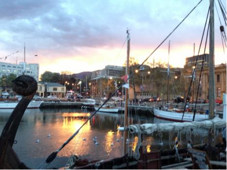 Hobart dockland tours