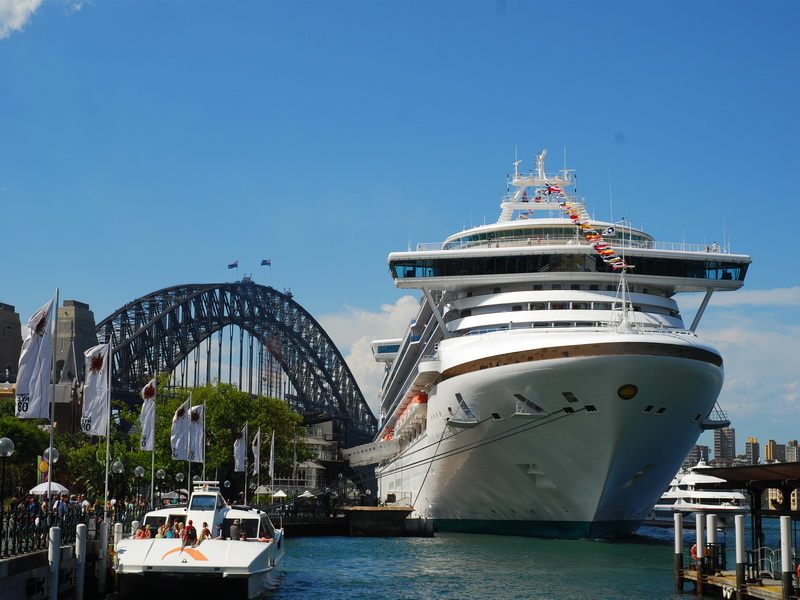 Cruise Ship Tours Sydney