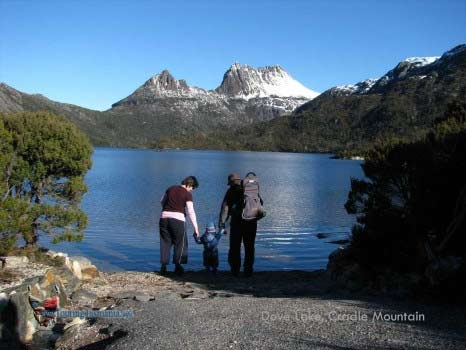 cradle mountain tour